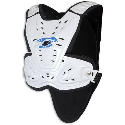 Chest protector for neck brace PT02279-W WALKYRIE 2 Bela > 1.75m