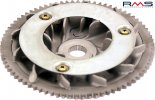 Fixed drive half pulley RMS 100320310