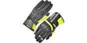 Gloves M120-105-L PROTON black/fluo L